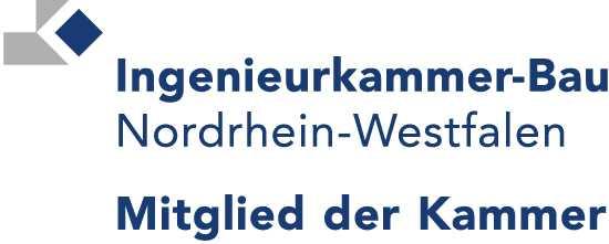 Ingenieurkammer-Bau NRW Mitgliedsnummer 712542